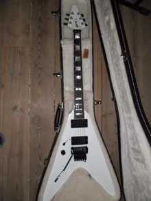 Gibson Flying V Floyd Rose Left-Handed