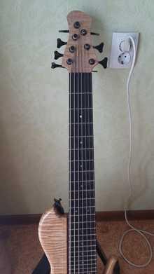 Бас Гитара (Мастеровая) High-End класса