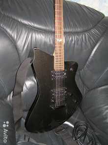 Fernandes Guitars Vertigo JP STD 2014 черный (торг)