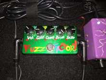 Zvex  Fuzz Factory Hand Painted