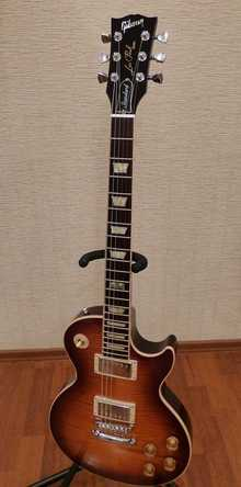 Gibson Les Paul Standard 2014 Tobacco Burst