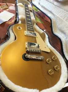 Gibson lp traditional 2012 gold top