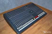 Soundcraft Spirit LX7