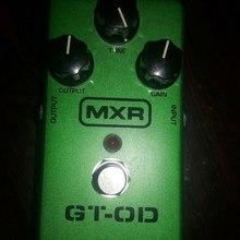 Dunlop M193  MXR GT-OD OVERDRIVE