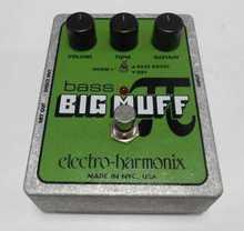 Electro-Harmonix Bass Big Muff Fuzz Pi