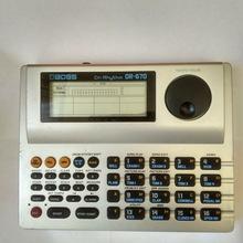 BOSS DR-670 2008 серый