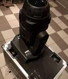 LED DMX moving head 100вт INDIGO 4000 MX-CIAN