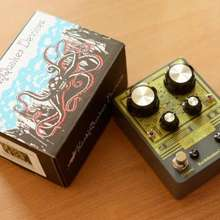 EarthQuaker Devices overdrive
