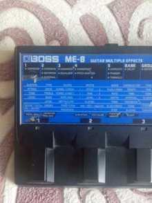 BOSS ME-8 Japan