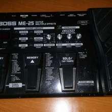 "BOSS Me-25"""