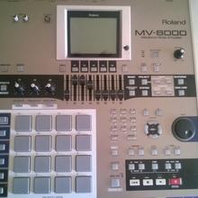 Roland MV 8000 2006 Grey