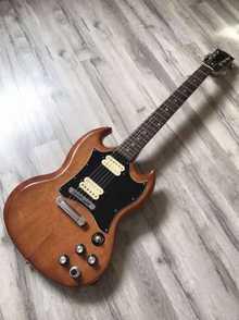 Gibson SG Robot