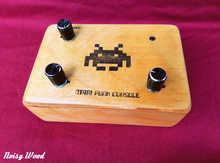 Noisy Wood Atari Punk Console  аналоговый синтизатор