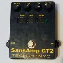 SansAmp GT2