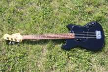 Fender Musicmaster Bass 1986 Black