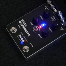 PIOD EFFECTS CMOS Bass Overdrive 2015