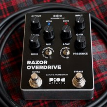 PIOD EFFECTS Razor Overdrive