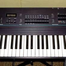 Ensoniq SQ-1 Plus   1993 Черный