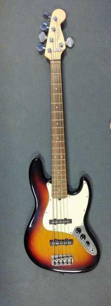 Fender Jazz Bass 2006 Sunburst