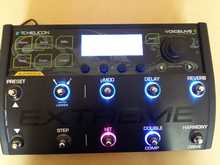 TC Helicon Voicelive 3 Exrteme 2015 Черный