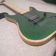 D.I. Guitars Custom