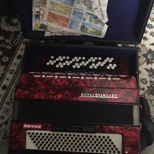 Royal Standard standard  2011 красный