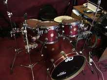 Барабанная установка DW Collectors series б/у