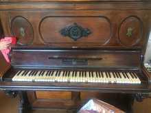 Пианино G.Schwechten 17462