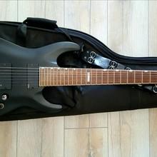 ESP LTD Mh-417 2015 Blks  (черный матовый)