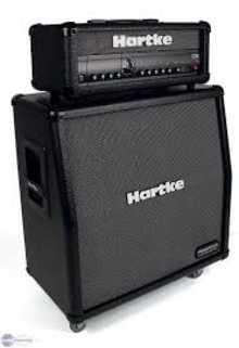 HARTKE GT60   - гітарний стек, 12AX7, 4x8 60w