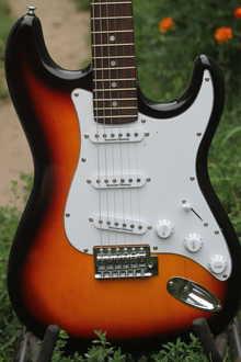 Stratocaster - електрогітара стратокастер