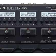 Zoom G3n (open box)