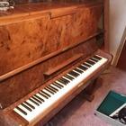 Franz Liehr Антикварное немецкое Пианино