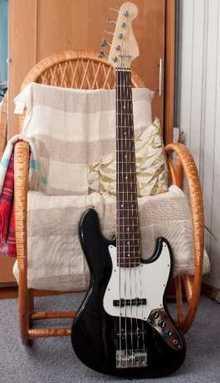 Fender Squier Jazz Bass