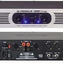 DAP-Audio Palladium P-2000