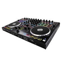 Reloop Terminal Mix 8 Kit with Serato DJ Software and Hard Case with Sliding Self..