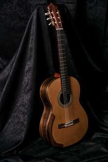 Польская мастеровая гитара