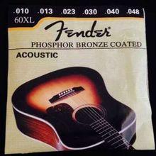 Fender 60XL Phosphor Bronze