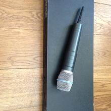 Shure Beta 87 + EC4 wireless receiver 2000 черный