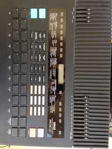 Yamaha RX-5 1992 черный
