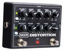 Jim Dunlop/MXR M151EU Doubleshot Distortion