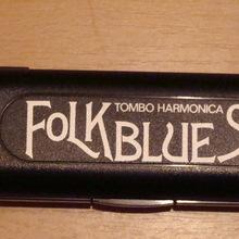 Tombo Harmonica Folk Blues