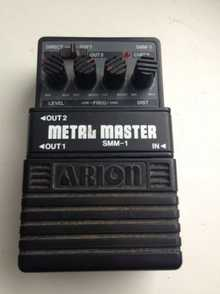 Arion metal master