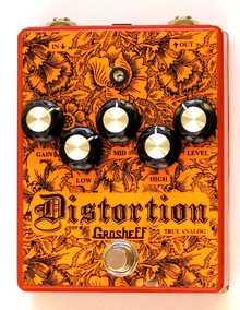 Продам мастеровой Grosheff Distortion