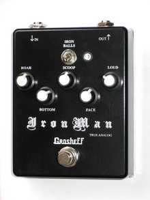 Grosheff Iron Man Distortion для тяжёлых стилей
