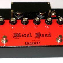 Grosheff Metal Head Distortion для тяжёлых стилей