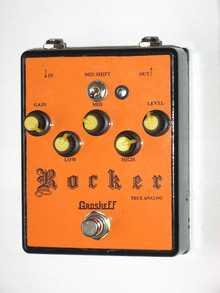 Grosheff Rocker Fuzz
