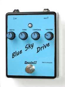 Grosheff Blue Sky Drive