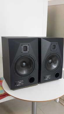 Активные студийные мониторы (пара) Adam S2.5A