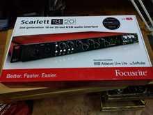 Focusrite Scarlet 18i20 gen2